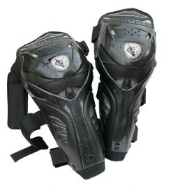 Wulfsport Hinged MX Adult Knee Armour Pair